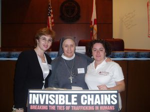 """St. Thomas Law Hosts """"Invisibl Chains: Breaking the Ties of Trafficking in Person"""""""