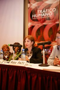 Dr. Roza Pati Delivers Lecture on Human Trafficking in Argentina
