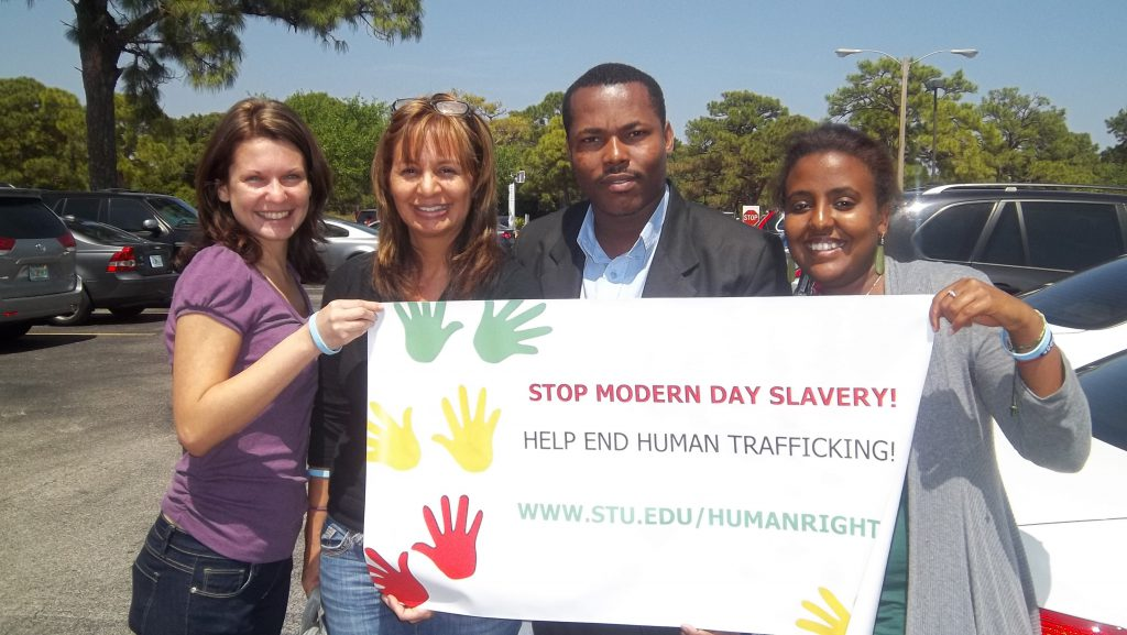 The Human Trafficking Academy is Founded & Established